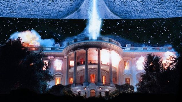 white house boom