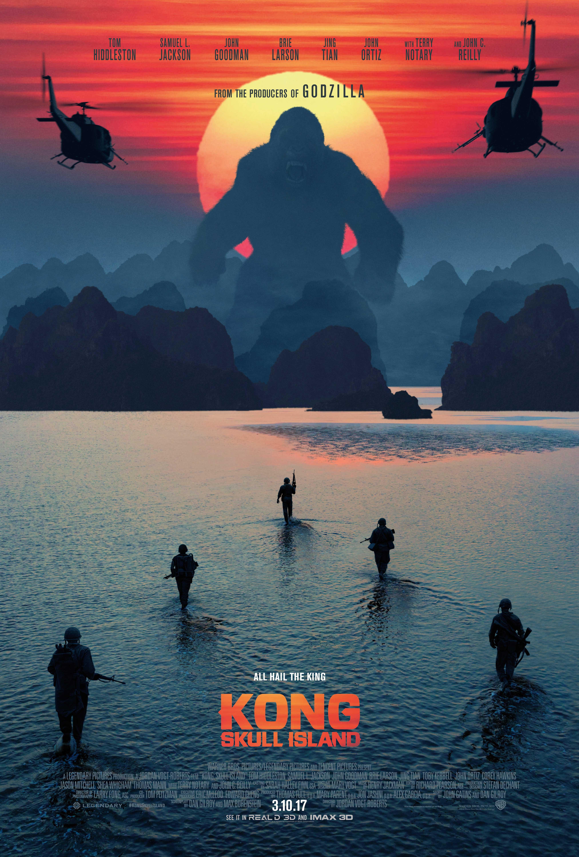 Tencent Kong Skull Island