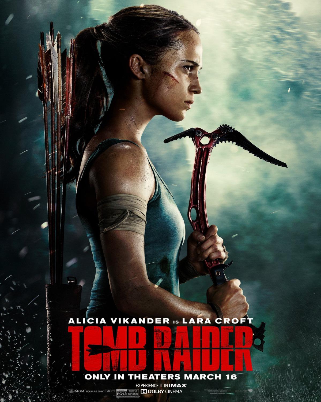 Tomb Raider 2018 Through The Silver Screen